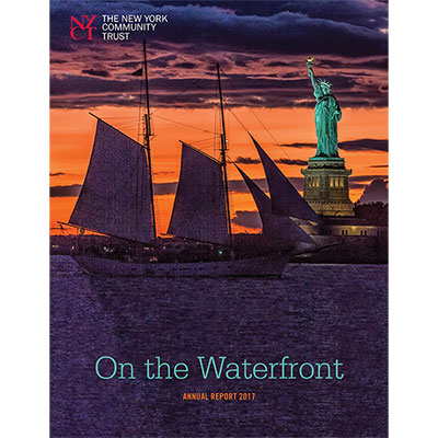 On the Waterfront Annual Report