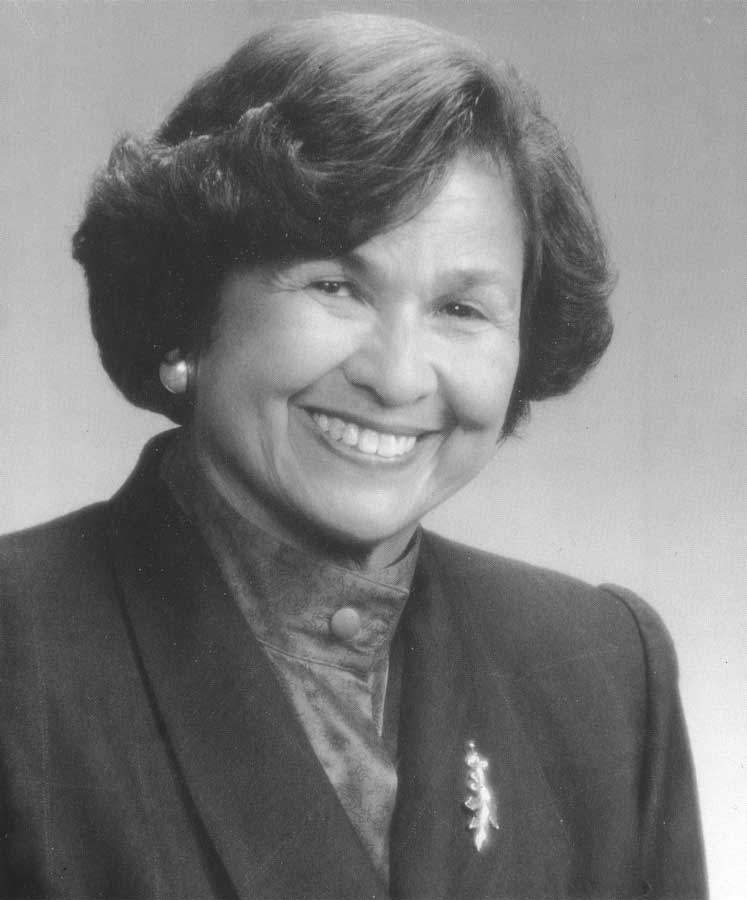 Portrait of Barbara Scott Preiskel