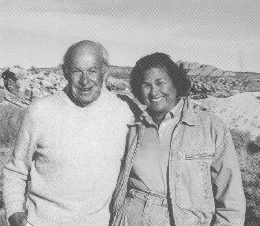 Barbara and her husband