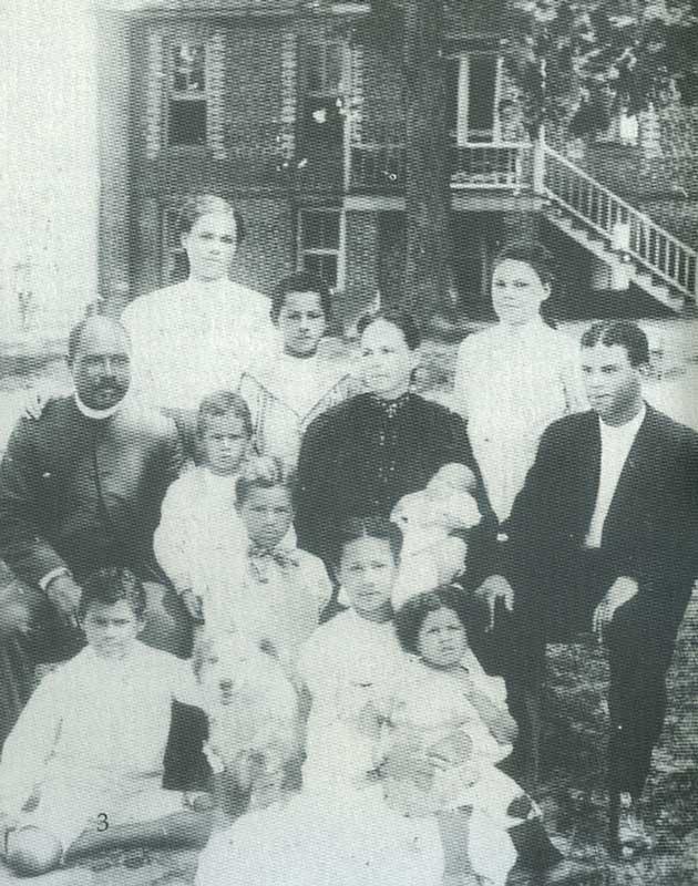 The Delany family