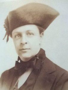 Portrait of Annie Tinker