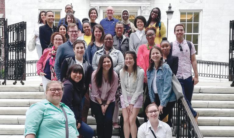 Leadership Fellows Spring 2019 Cohort