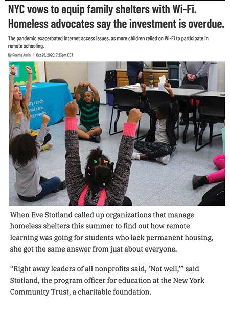 Chalkbeat article